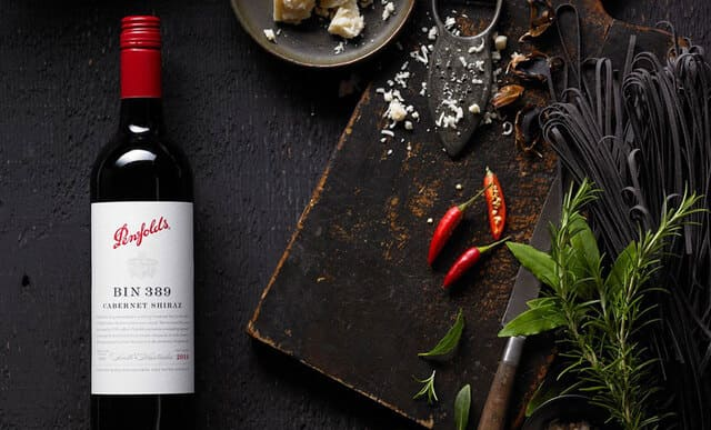 Phong cách sản xuất rượu vang tại Úc