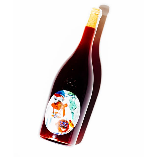 Rượu vang đỏ Yetti & The Kokonut Hipster Juice Red 2019