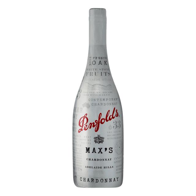 Rượu vang trắng Chardonnay của Penfolds Max 2018
