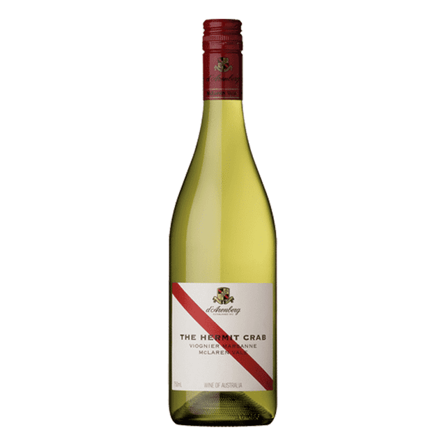 Rượu vang trắng D'arenberg The Hermit Crab Viognier Marsanne 2018
