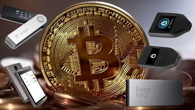 Ví lưu trữ Bitcoin lạnh