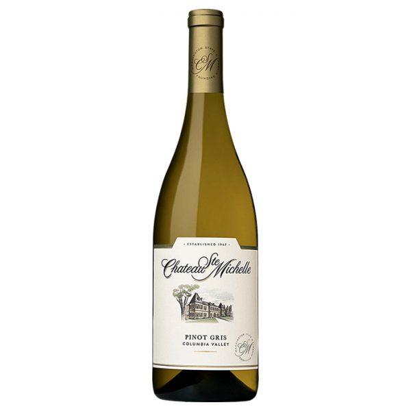 Rượu Vang trắng Chateau Ste Michelle Pinot Gris
