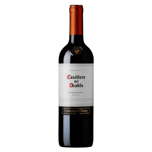 Rượu Vang Chile Casillero Del Dianlo Carmenere