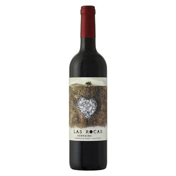 Rượu vang đỏ La Roca Garnacha