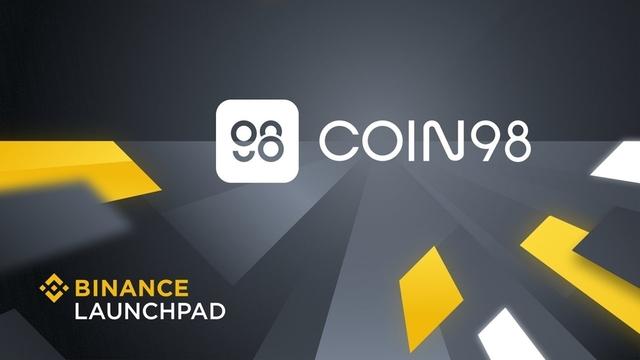 Dự án bán token Coin98 (C98) trên Binnace Launchpad