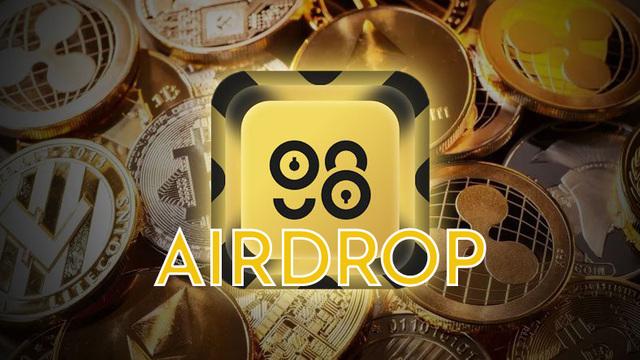 Sự kiện Airdrop miễn phí từ Coin98