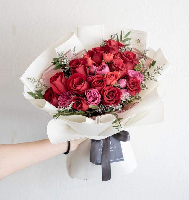 Bó hoa tươi